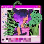 YCH - XP Paint Plants .:0Crysune0:.