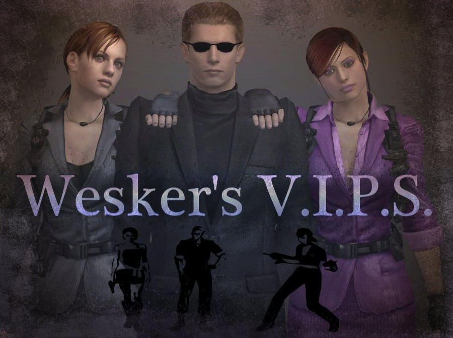Join the Darkside Weskers VIPS by Jill---Valentine
