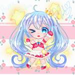 Hatsune Miku (Happy Birthday 31/08)