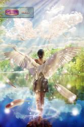 Angel by Draco-at-DeviantART