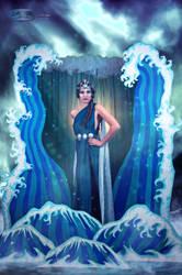 In den Wogen des Meeres by Draco-at-DeviantART
