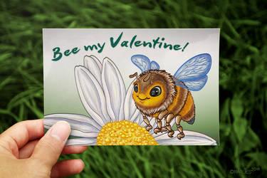 Valentine card by Draco-at-DeviantART