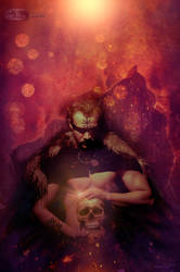 Erwachen des Kriegers by Draco-at-DeviantART