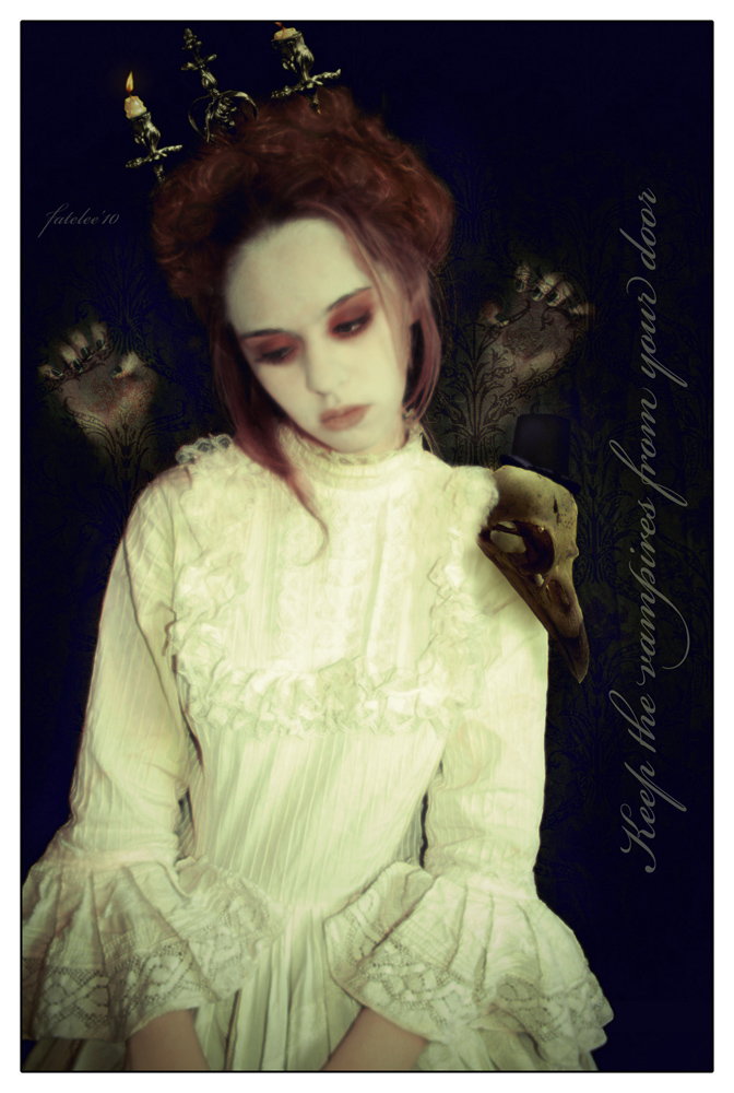 Keep vampires from your door by Fate-Lee
