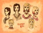 Silent Hill 1 2 3