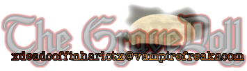 The Grave Doll Banner by anapocalypse77