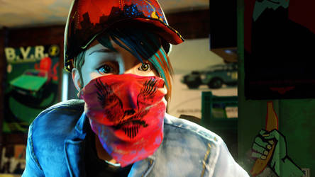 SunsetOverdrive Lila 1 by little5ister9