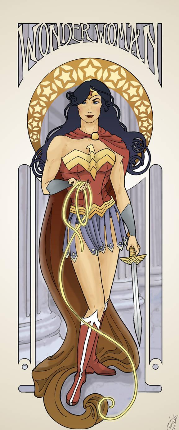 Wonder Woman Nouveau