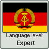 .:[STAMP] EAST-GERMAN LANGUAGE LEVEL [EXPERT]:. by Maniactheleader