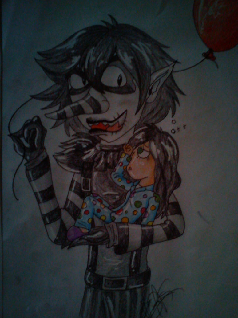 .:[DRAWING AT] GOING TO THE MIDNIGHT CIRCUS:. by Maniactheleader