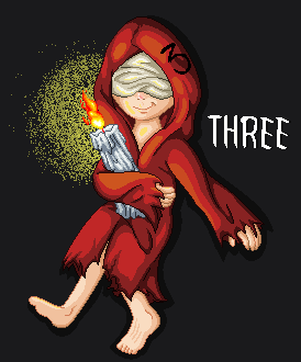 .:[MS-PAINT] PIXEL THREE:. by Maniactheleader