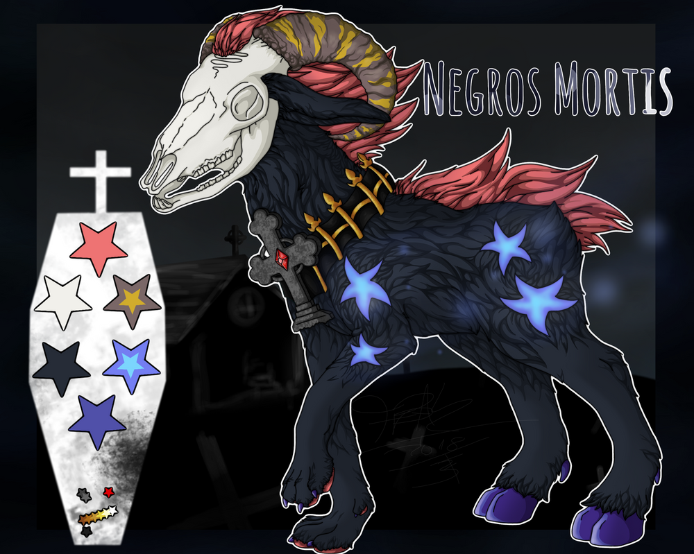 .:[REF] NEGROS MORTIS:. by Maniactheleader