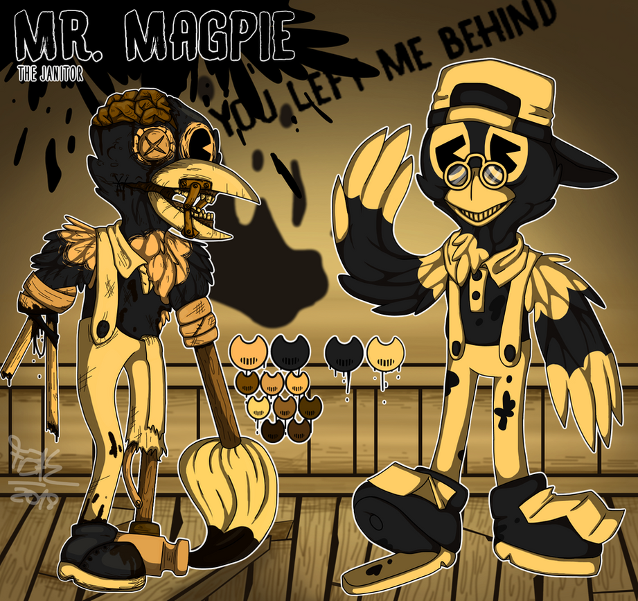.:[REF] MR.MAGPIE:. by Maniactheleader