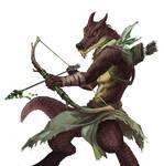 Bow Kobold_DVG - Warfighter Fantasy