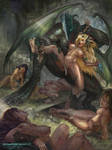 Last stand of the tribe NSFW by Huy137