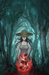 Ghost story Book cover by Huy137
