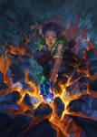 Magic Hammer by Huy137