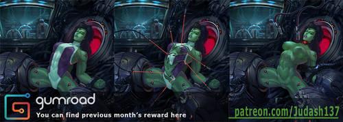 She-Hulk NSFW Pack by Huy137