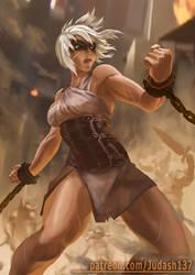 Riven Awaken - League of Legends by Huy137