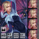 Gwen Stacy (Spiderverse) pack published