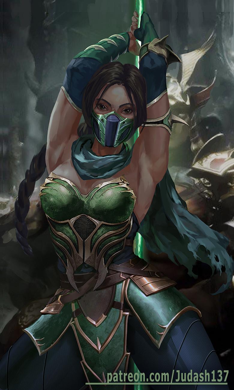 Jade Mortal Kombat 11 By Huy137 On Deviantart