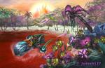 Vibrance Landscape by Huy137