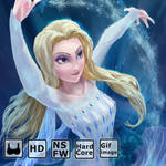 Elsa (Frozen 2) published by Huy137