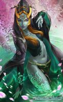 Midna princess (legend of zelda) by Huy137