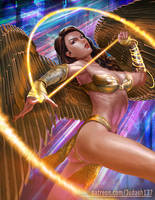 Wonder Woman 1984 (bikini) by Huy137
