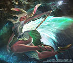 Viera daily costume by Huy137