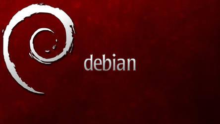 Debian RedIron 1080 by dragunixos