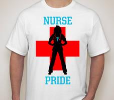 Nurse Tribute Shirt Design