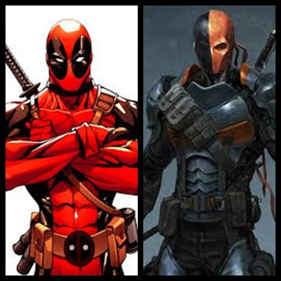 Deadpool VS Deathstroke 2 By Cccelpro On DeviantArt