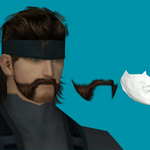 Solid Snake Gif by sidneymadmax