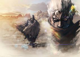 Asura's Wrath Interval Drama 13