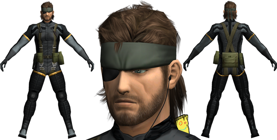 naked snake scientist by - photo #45