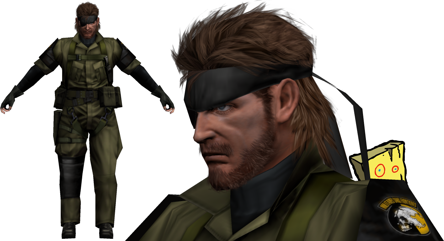 naked snake scientist by - photo #16