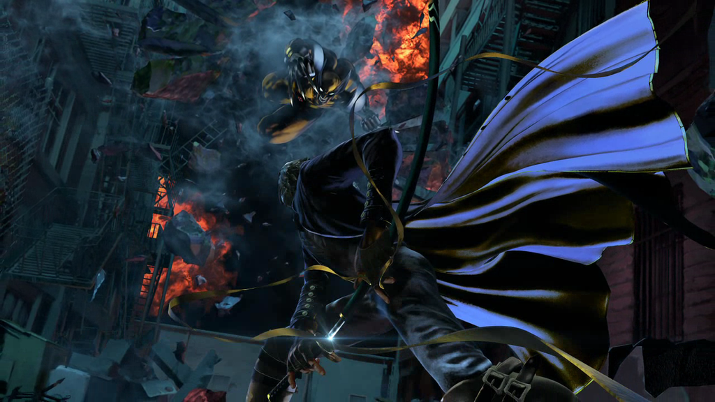 Marvel VS Capcom openings snapshots 11 by sidneymadmax