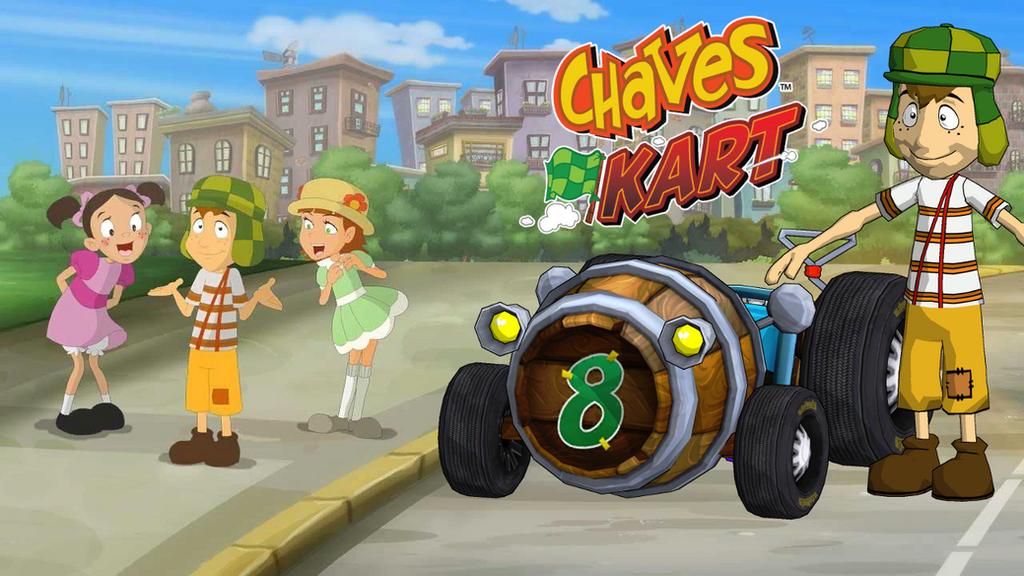 El Chavo Kart 3D MODEL by sidneymadmax