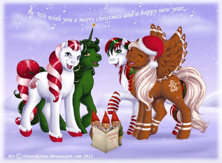 Merry Christmas by Honeykitten