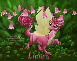 Twinflower dragon