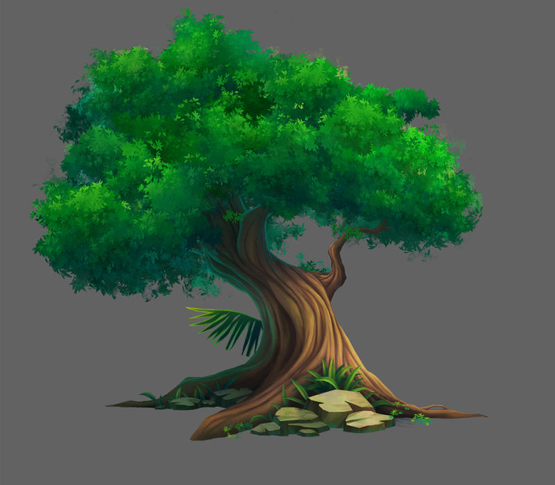 Tree by CiCiY