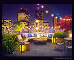Roof Top NightTime