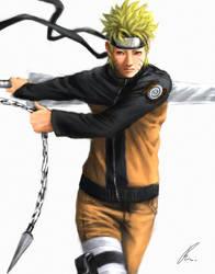 Naruto by XsoRa