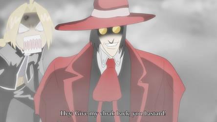Random funny scene by wataneko