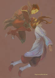 Brother (spoilers for Legend of Korra)