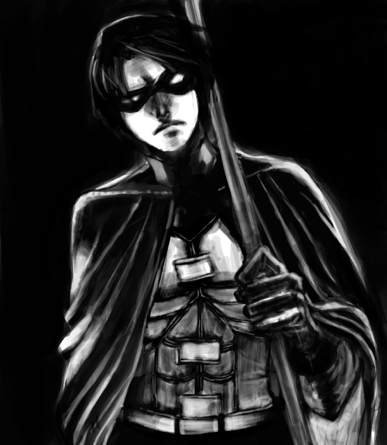 Tim Drake by nuu