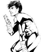 X-Men - Northstar by nuu