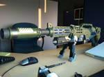 Nerf Longstrike Assault Rifle