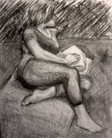 Life Drawing 4 by kshapiro